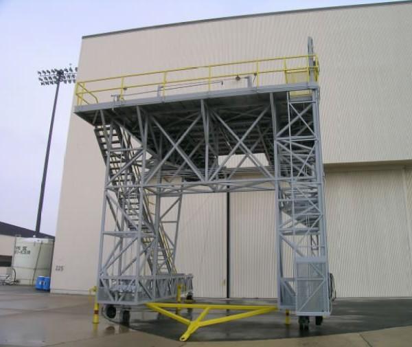 KC-10 Dock